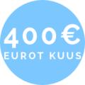 facebooki haldus 400 EUROT KUUS