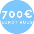 facebooki haldus 700 EUROT KUUS
